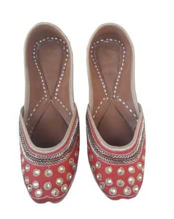 punjabi jutti, flip flop, flat shoes, cat=0056