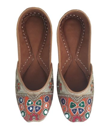 punjabi jutti, casual shoes, mojari cat=0057