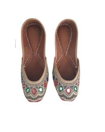 punjabi jutti, wedding shoes, cat=0058