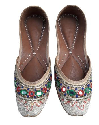 punjabi jutti, fashion shoes, mojari  cat=0064